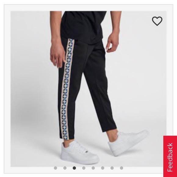 nike taped pants